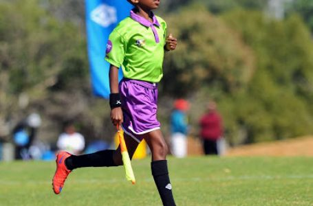 Young referees excel at this year's Sanlam Kay Motsepe Schools Cup