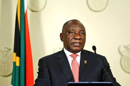 President Ramaphosa urges world leaders to unite