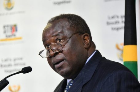 Mboweni: WEF2020 a success for SA