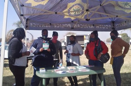 Rietgat SAPS commemorate youth day