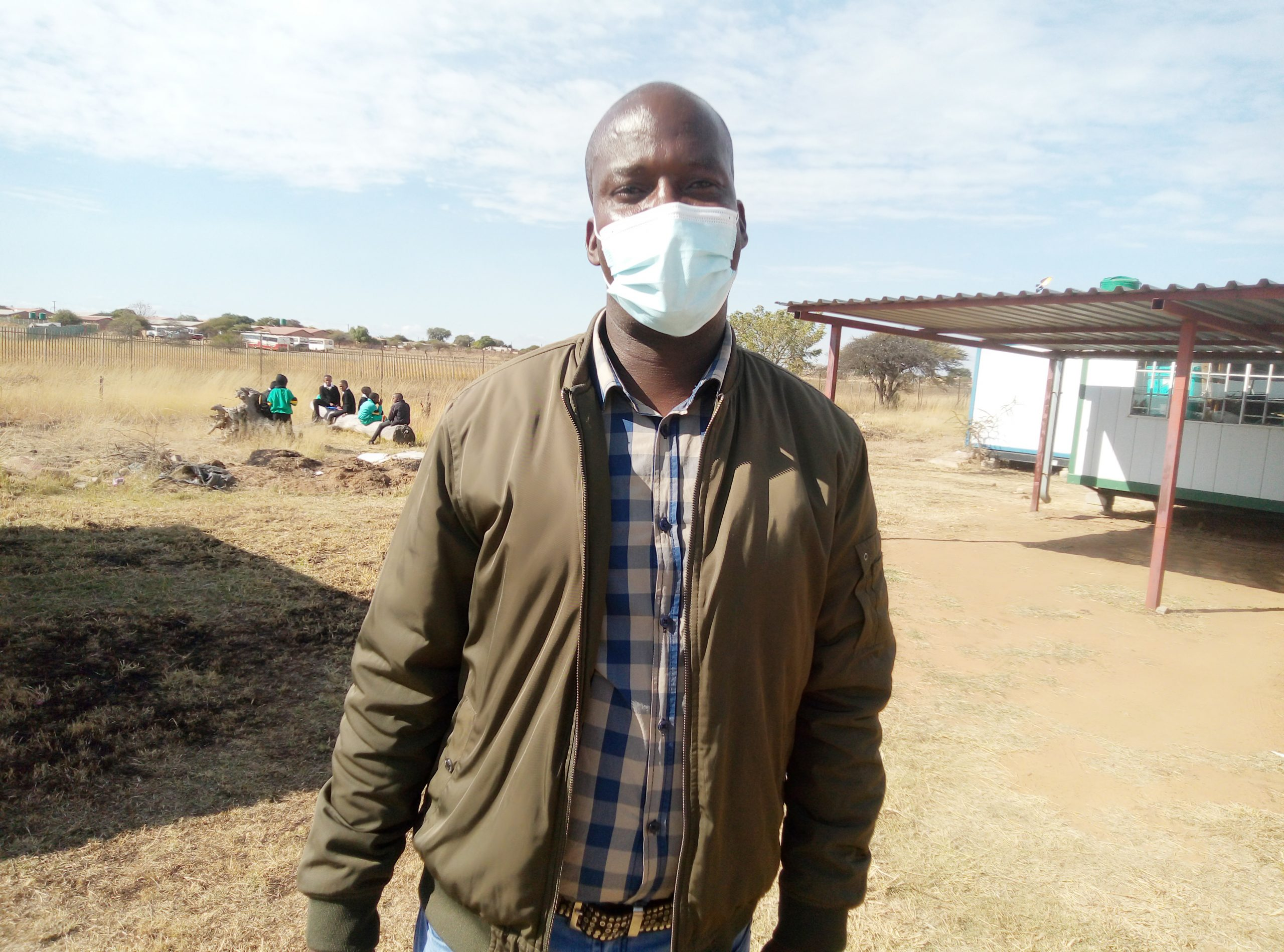 HOT OFF THE PRESS : Masia ; We want to revitalise our street committees, CPF's and once the vandalised offices are fixed.