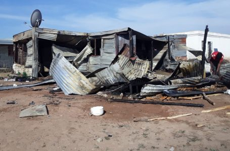 Fire cost Soshanguve family their home